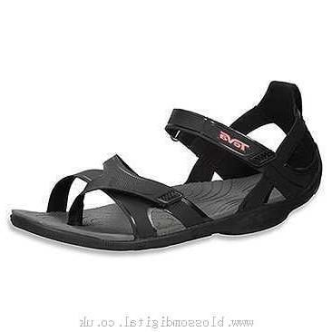 Sandals Womens Teva TevaSphere Versa Black 363460 Canada outlet online
