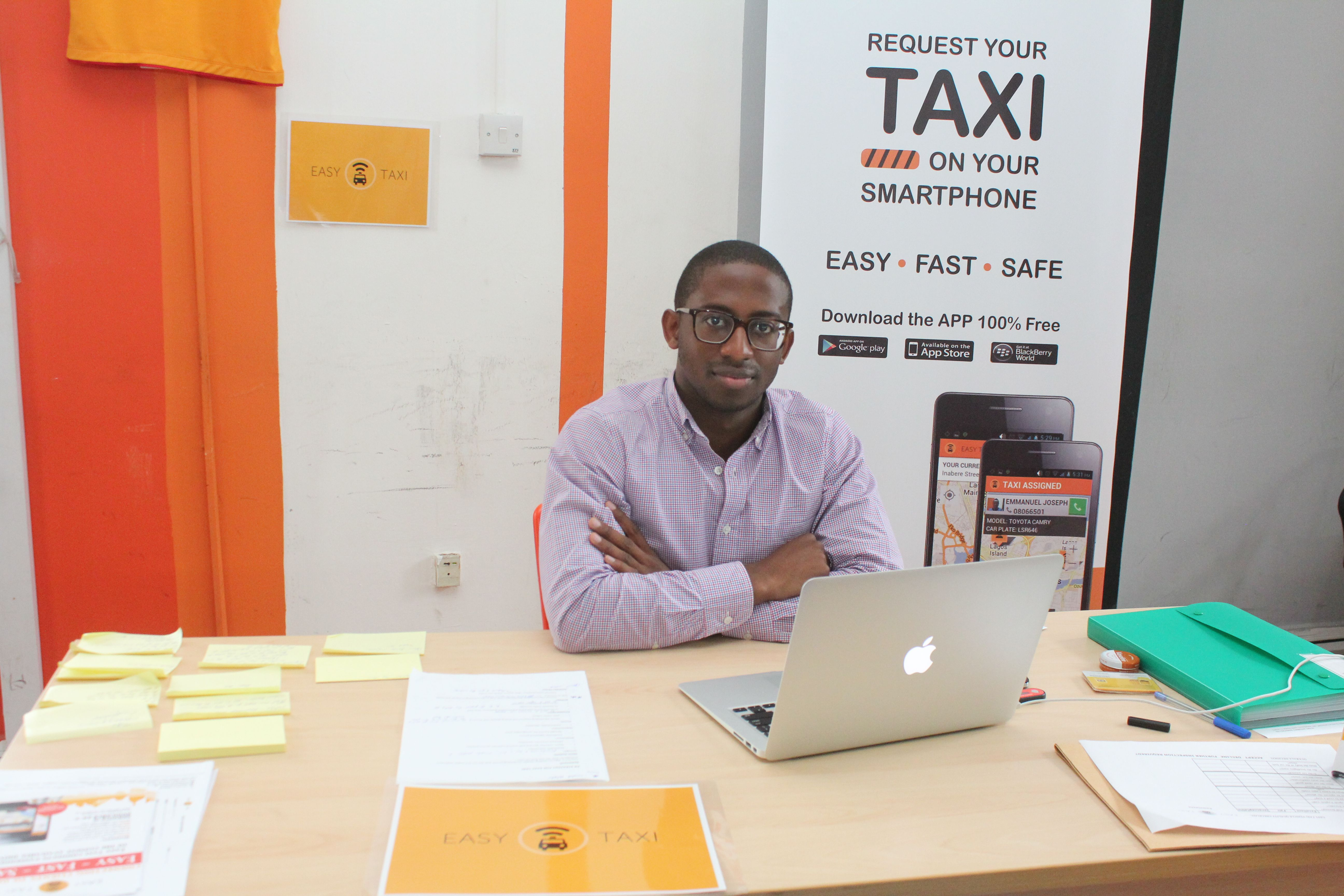 Bankole Cardoso Is The 25-Year Old Making Transportation Convenient For Nigerians With Easy Taxi