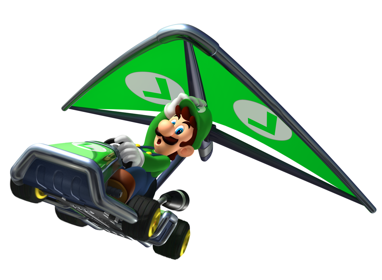 Donkey kong mario kart wii car tuning - Image Luigi Mario Kart 7 Png Nintendo 3ds Wiki