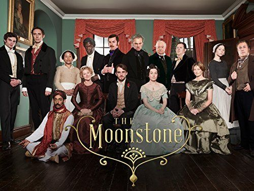 The Moonstone - Five part drama series based on the