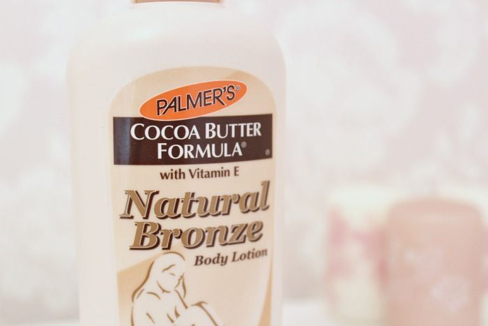 Palmer's Cocoa Butter Natural Bronze Gradual Tanning Body Lotion