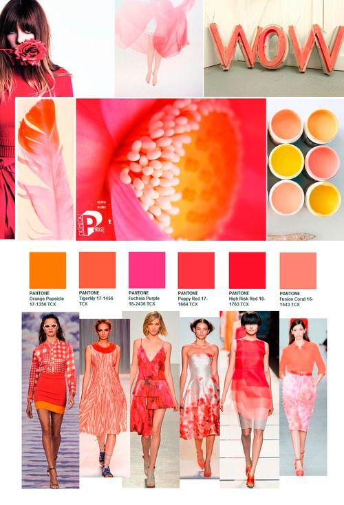 Spring 2015 Color Board Color Trends 2015 Fashionphrase Follow Us On Pinterest And Tumblr Verano Verano 2015 Tendencias