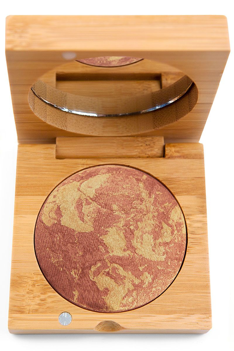 Bronze Ambition Find Your Perfect Match Organic makeup