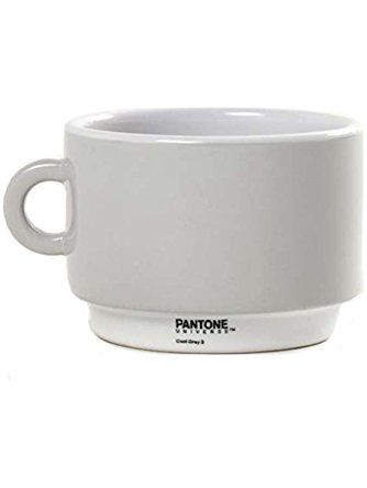 Pantone Universe Coffee Cup Cool Grey 3 ❤ DK LIVING, INC.