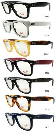 a71616202 Thanks to hubby's benefits I get a free pair of glasses every year!!! Rayban  wayfarers will soon be mine:)