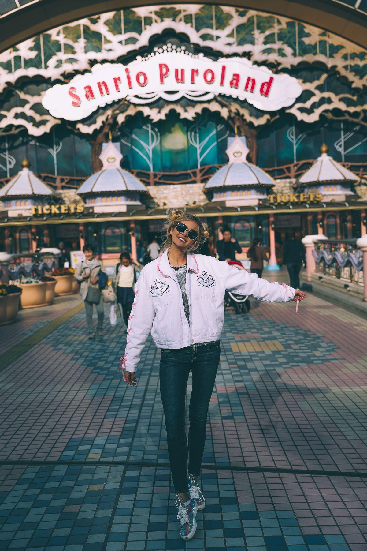 Barefoot Blonde- Amber Fillerup Style Japan Travel