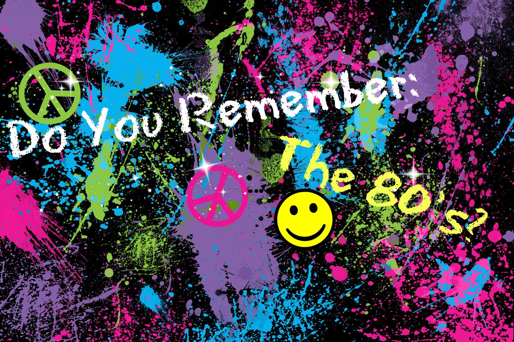 Check out my totally 80's Facebook page I created! https://www.facebook.com/RememberingThe1980s?fref=photo