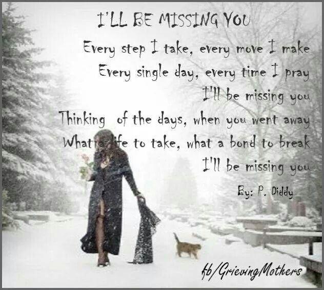 Ill Always Miss You My Darling Angela My Grandchild Baby Angela