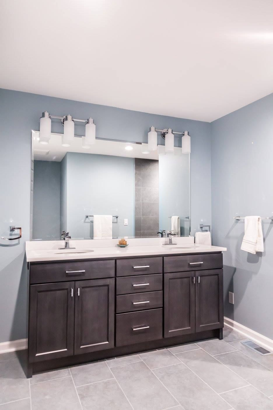 Modern Master Bath - Berkeley Heights, NJ #Modern #Master #Bath ...