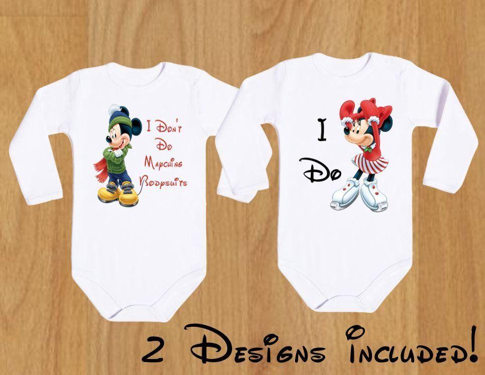 Baby I Don t Do Matching Shirts I Do Mickey 3 Funny Disney