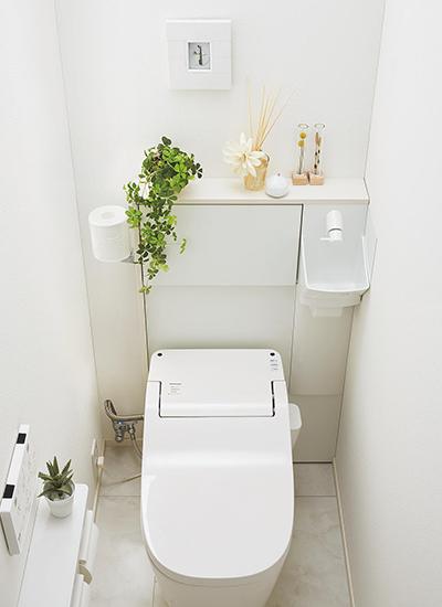 ゲストに 素敵 と言われるトイレにリフォーム 住宅リフォームの