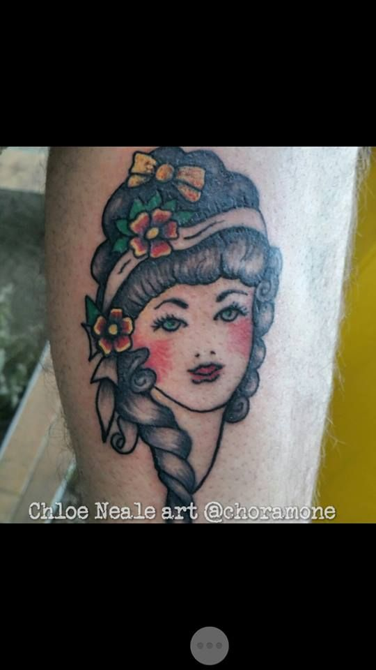 Chloe Neale @ Inked Tattoo Studio Sherborne