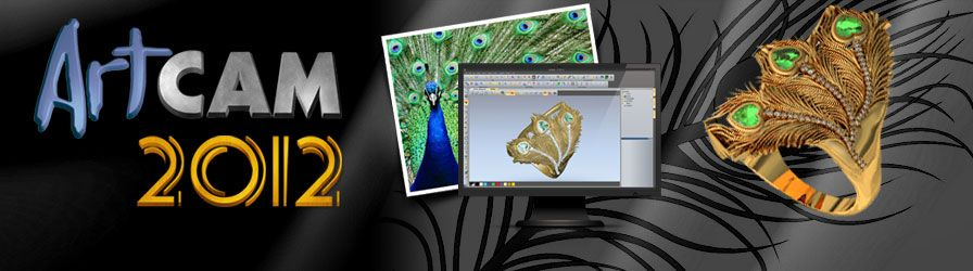 ArtCAM JewelSmith 2012 - The Latest Version | ~ matrix ~ | Cad cam