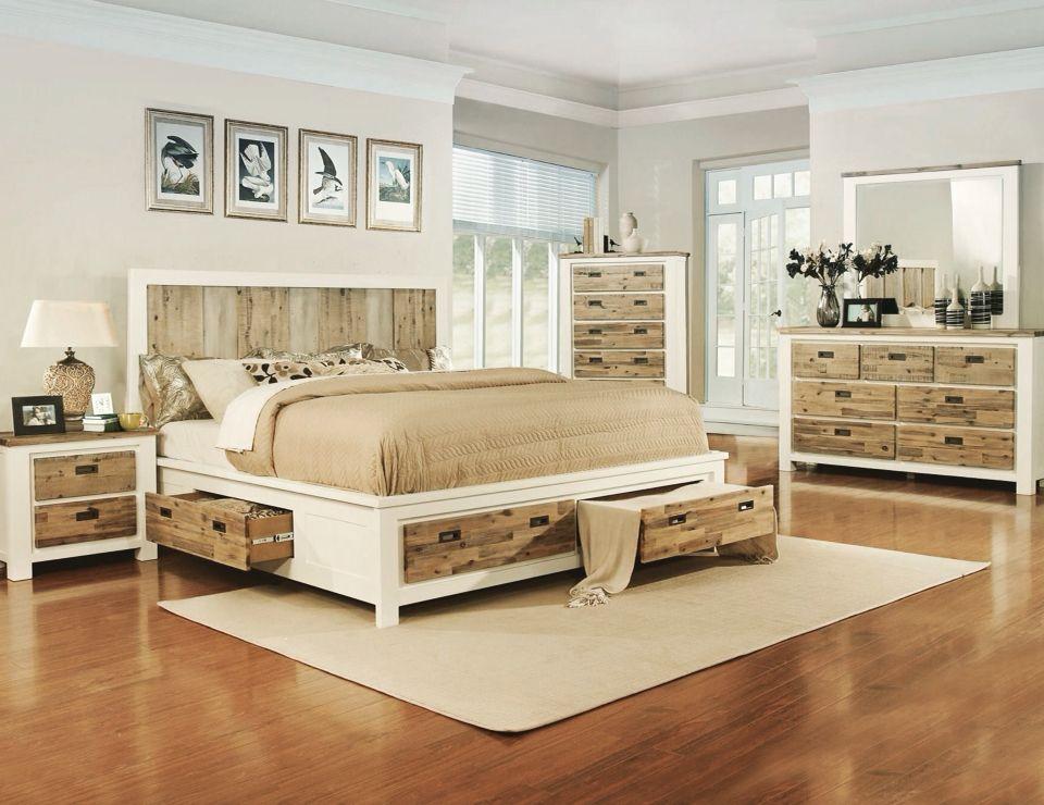 ensemble de chambre coucher lifestyle en bois d 39 h v a l