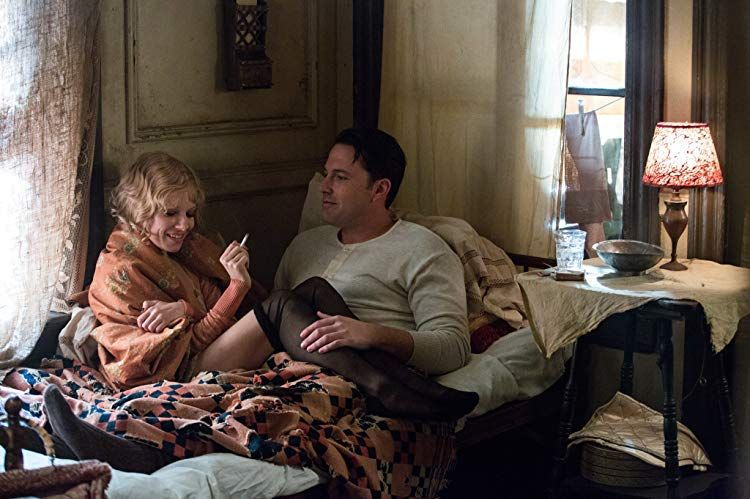 Ben Affleck And Sienna Miller In Live By Night 2016