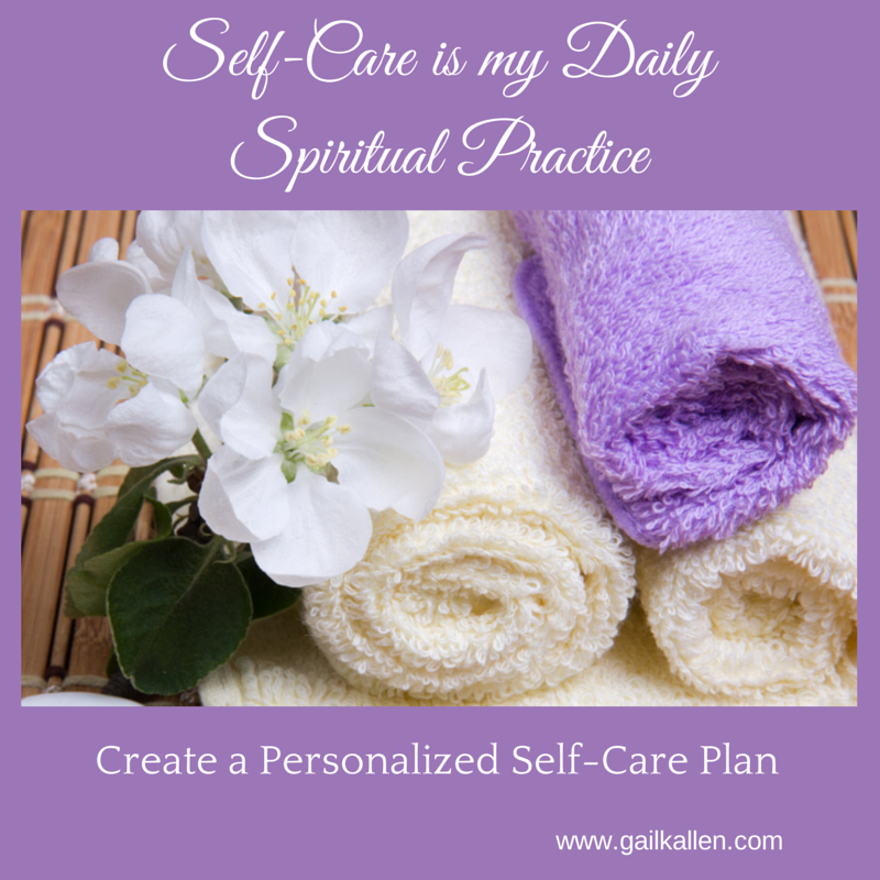 21 Day Self-Care Challenge ~ Day 21