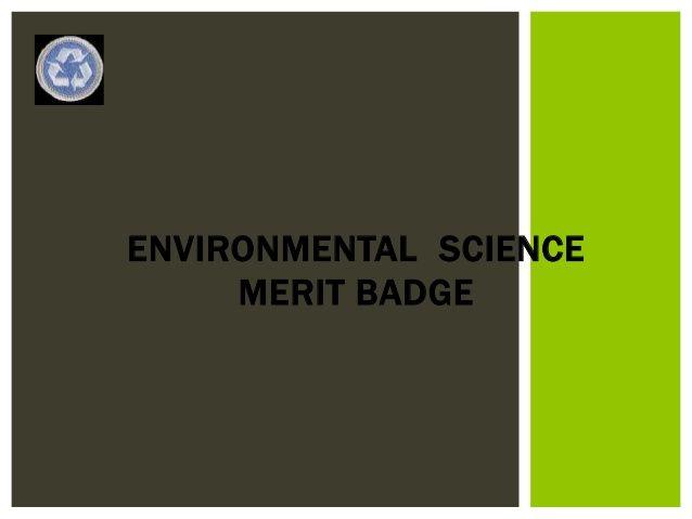 10+ Environmental Science Merit Badge PNG