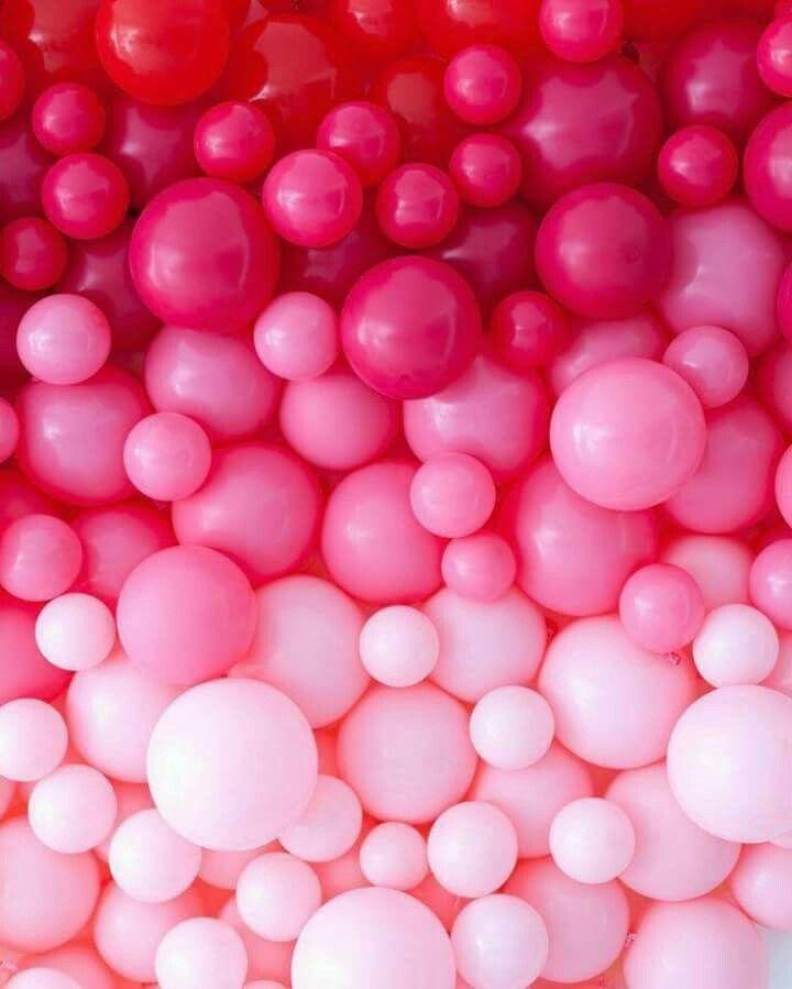 Pin Von Neha Bhatnagar Auf Beautiful Things Rosa Luftballons Pink Asthetik Pretty In Pink