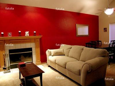 Wonderful Painting Your Living Room With Red Living Rooms Ideas / Pictures Photos Of  Home And House