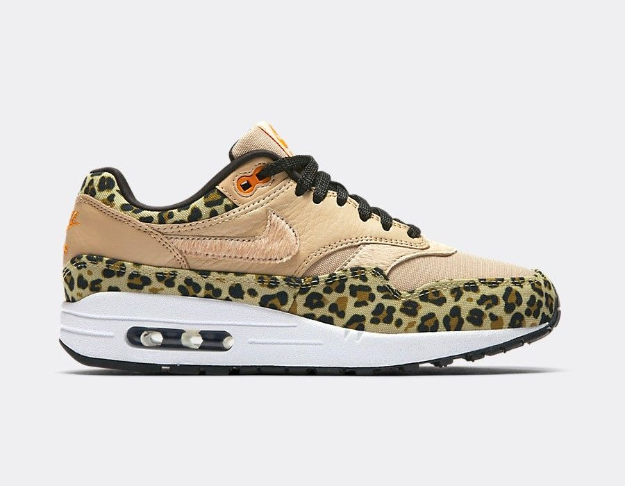 Nike W Air Max 1 PRM Leopard in 2019 | good for the sole