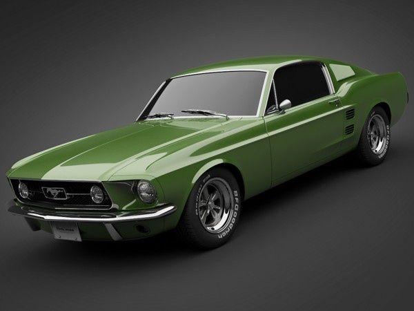 1970 Mercury Cougar Legendary Finds