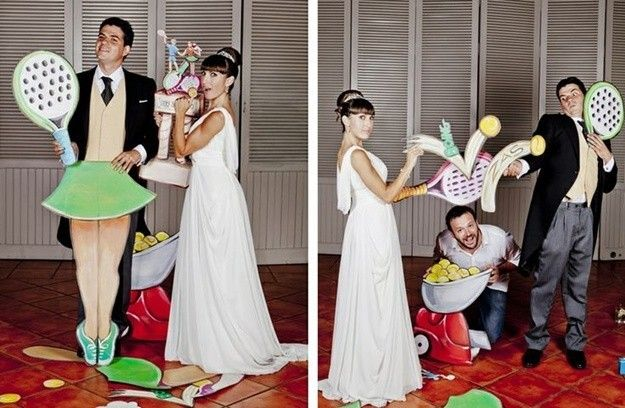 ideas originales para bodas buscar con google