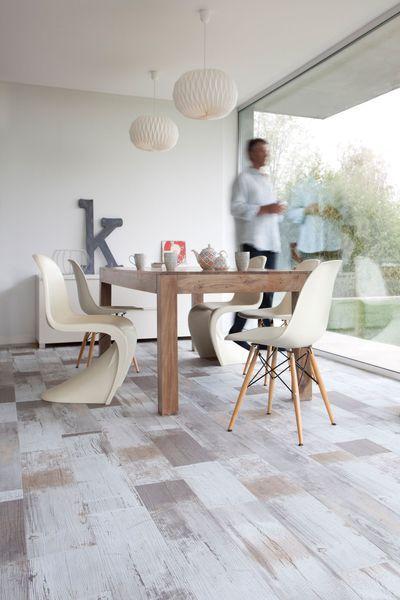 gerflor rev tement de sol en rouleau imitation parquet patchwork and house. Black Bedroom Furniture Sets. Home Design Ideas
