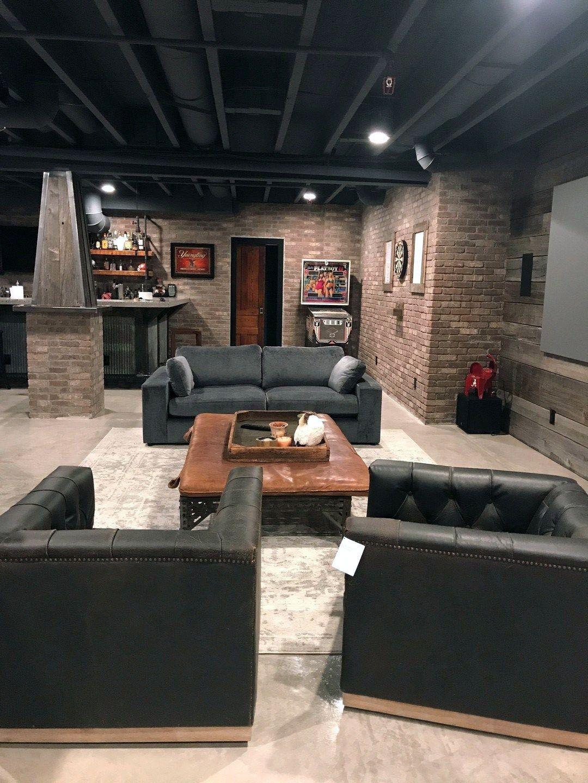 smart basement bar ideas making your cellar pub sparkle on smart man cave basement ideas id=74068