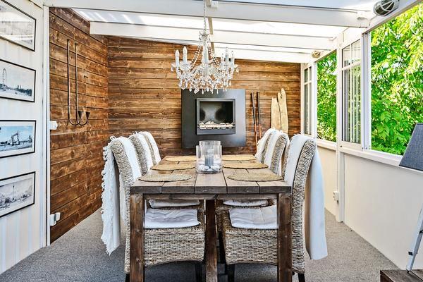 Ferienhaus Orust mit Terrasse oder Balkon für bis zu 8