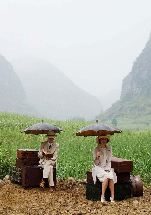 Edward Norton & Naomi Watts in The Painted Veil