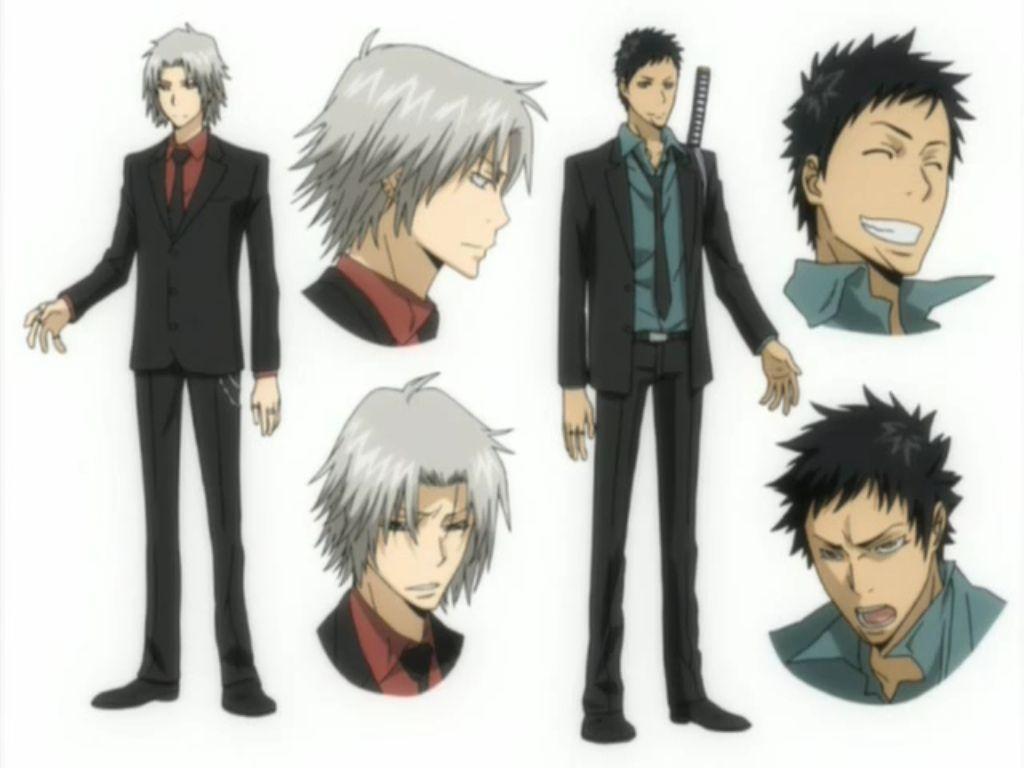 TYL Gokudera & Yamamoto | Katekyo Hitman Reborn ...