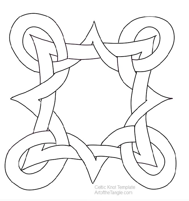 Pin by Gretchen Reinhardt on Celtic Knots: Carvings