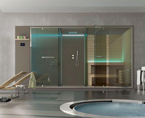 Docce e cabine bagno turco ethos sauna vita saune