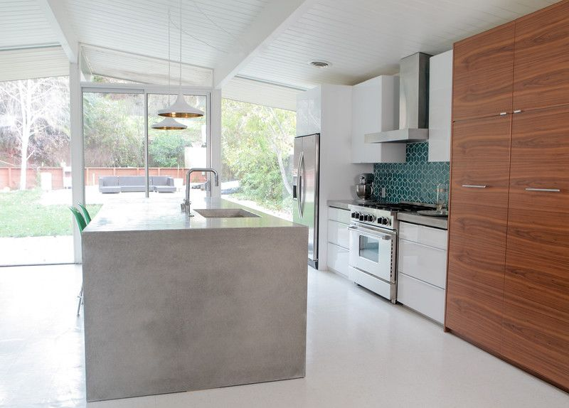 Eichler kitchen remodel \u2014Destination Eichler - Karen Nepacena Home
