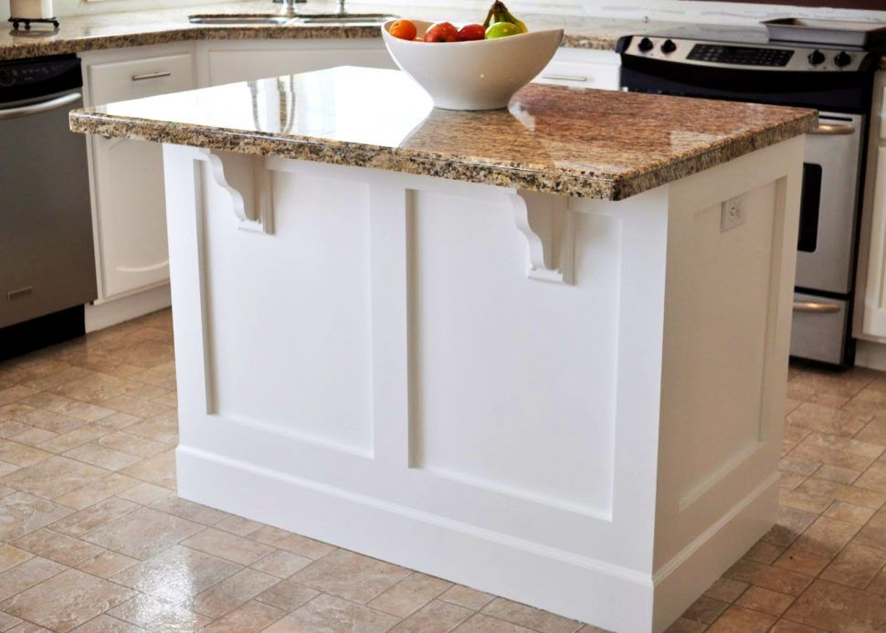 Kitchen Excellent Kitchen Island Molding Islands Moldings And Trim Ideas Diy Update With Crown Custom Kitchen Island Kitchen Island Makeover Diy Kitchen Island