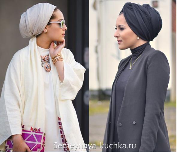 недорогие платки на голову