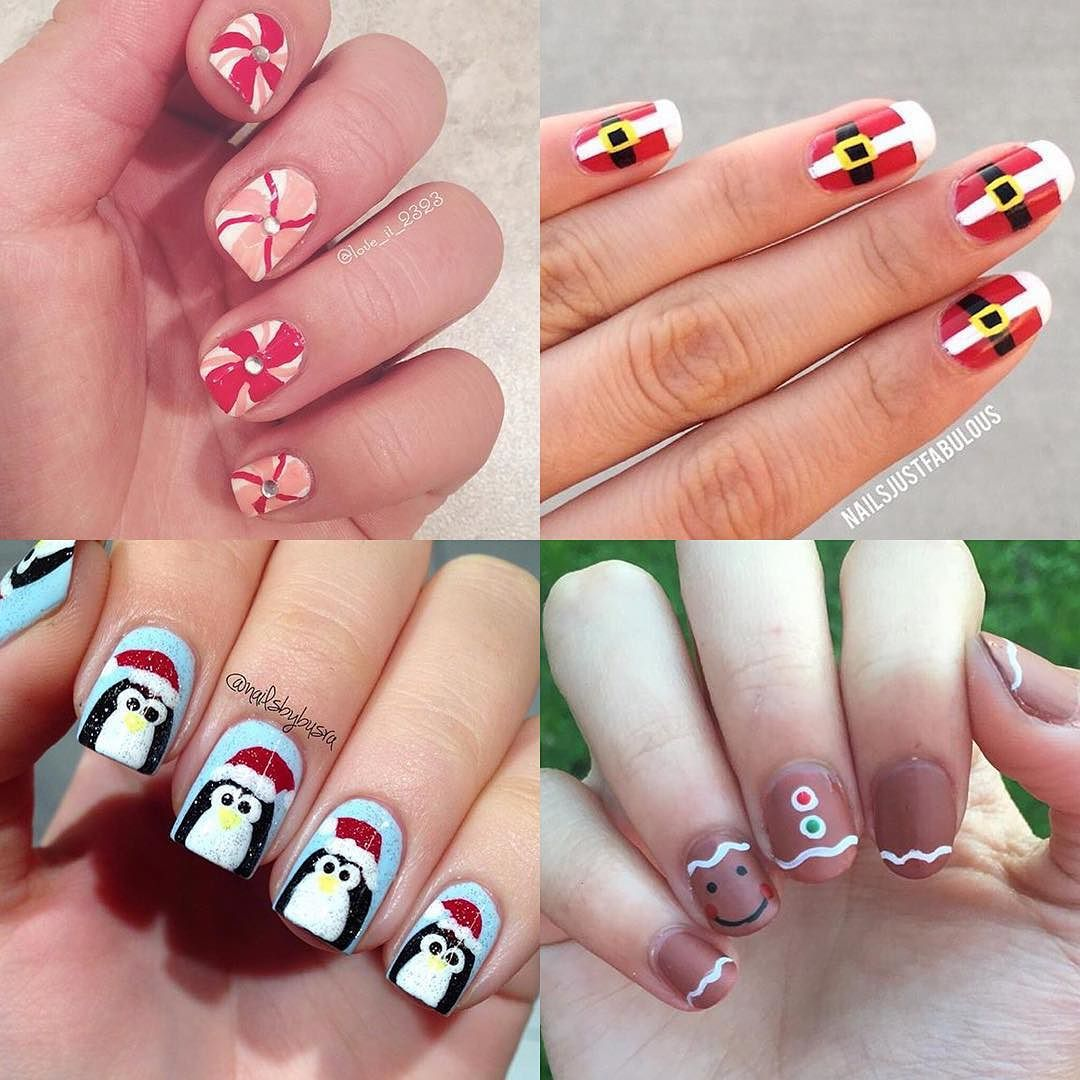Cutepolish Holiday Recreations You Guys Are Amazing Fanfriday