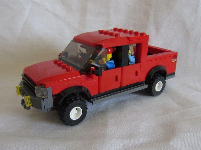 Moc Trucks Of Wasabi District Lego Town Lego Cars Lego Truck Lego City Sets