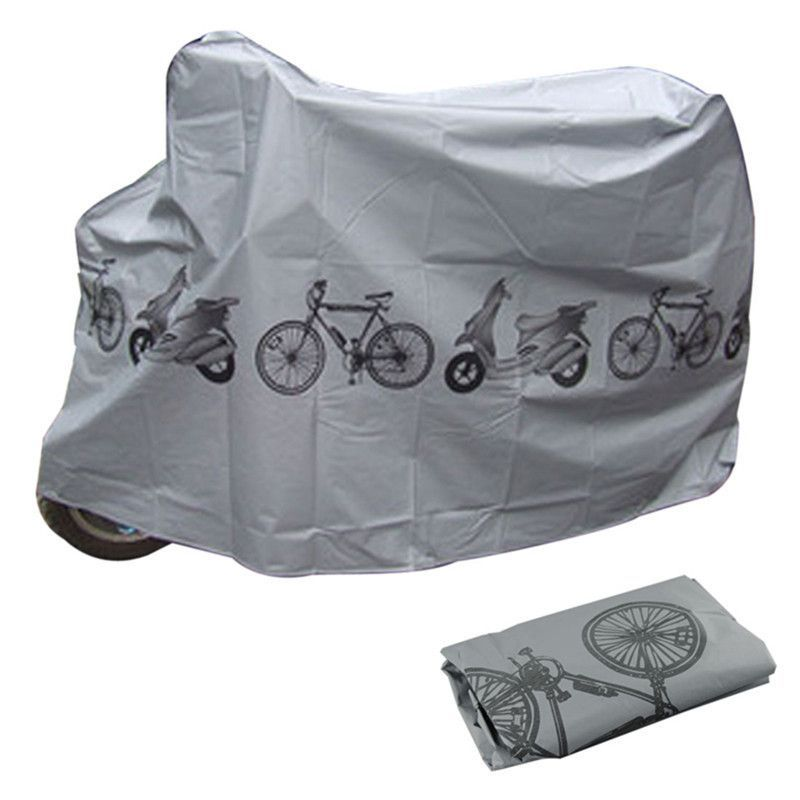 Waterproof Rain Dust Cover Outdoor Protector Garage For MTB Mountain Bike Road Bicycle Cycling Portable Practical