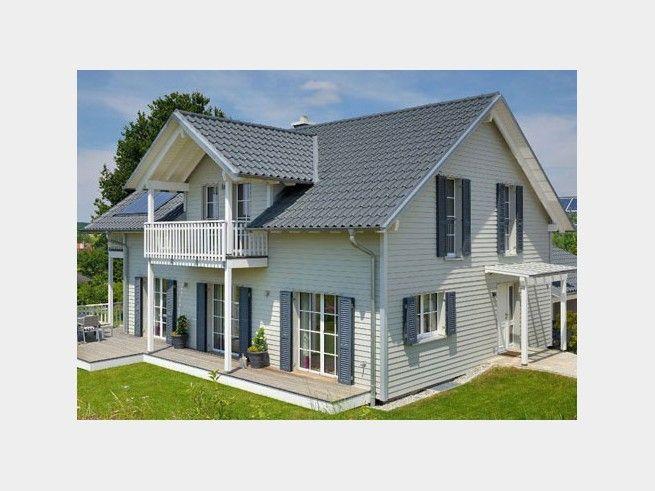 Landhaus Motz-Russ - #Einfamilienhaus mit #Einliegerwohnung (ELW - landhaus modern