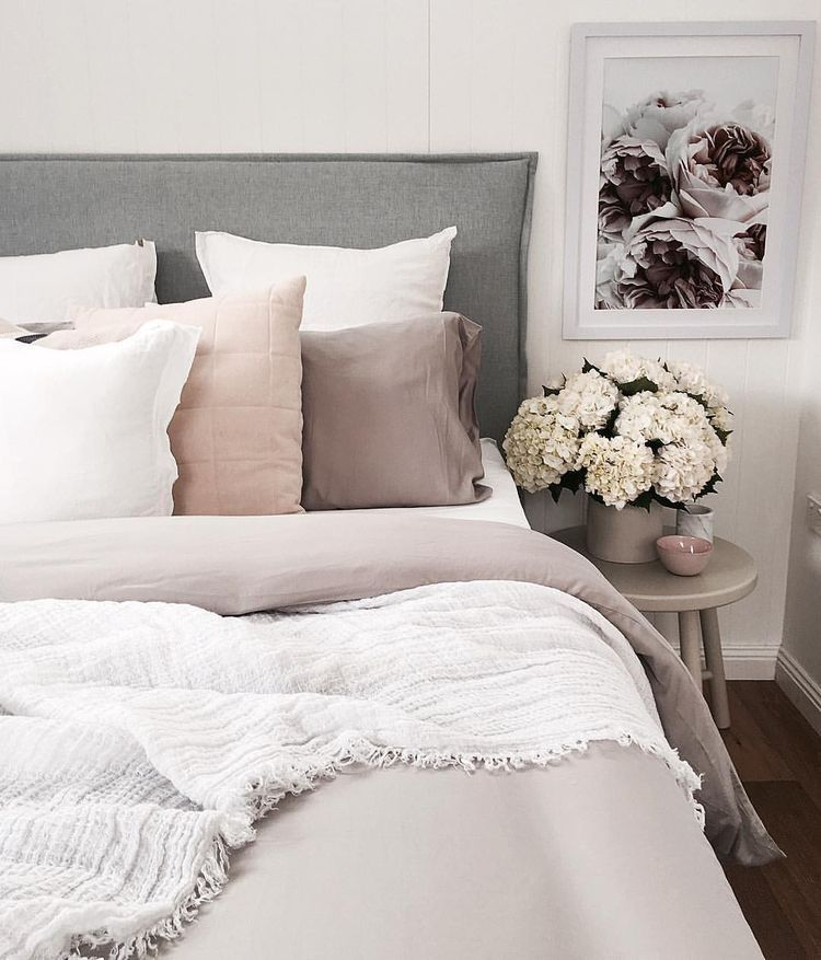 The Pinterest Proven Formula For The Ultimate Cozy Bedroom: Pin By 𝐒𝐞𝐦𝐚𝐭. On ~Room Inspo/ Decor~