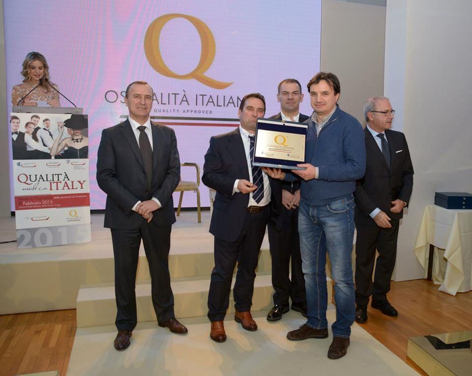 Cerimonia Di Premiazione Marchio Ospitalita Italiana Grand Hotel
