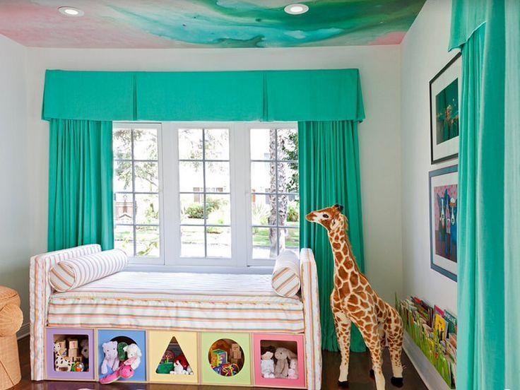 CasasAMP ¿Cómo guardar juguetes en una cama? Este diseño de mueble ...