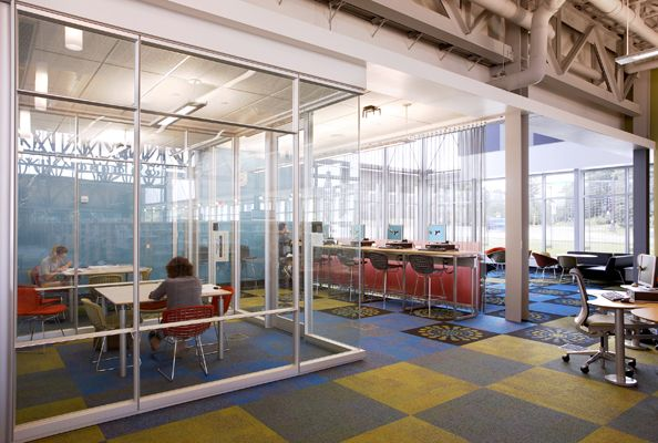 Hennepin county minn library plymouth library teen - Oakland community college interior design ...