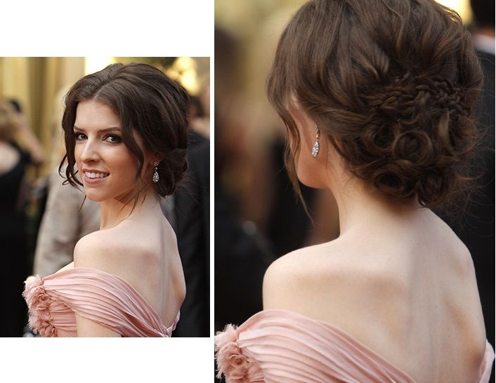 Relaxed Updo - For Mother Of The Bride?