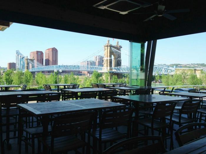 Moerlein Lager House Restaurant And Brewery Cincinnati