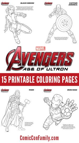 How To Print 2 Printables On 1 Sheet Of Paper Pdf Files Comic Con Family Avengers Coloring Pages Superhero Coloring Pages Avengers Coloring