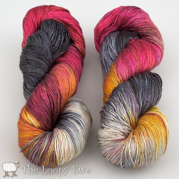 Puffin in Sea Silk | Lanas tejido y patrones | Pinterest | Lana ...