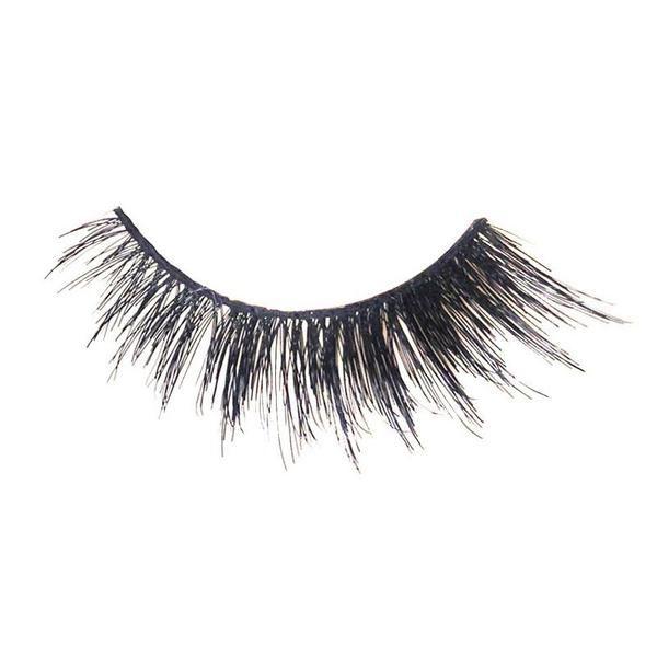 9c38aaa063b Eldora M102 Real Hair Black Multi-Layered Winged False Eyelashes #Eldora  #LashGoals #Eyelashes #FalseLashes #Lashes
