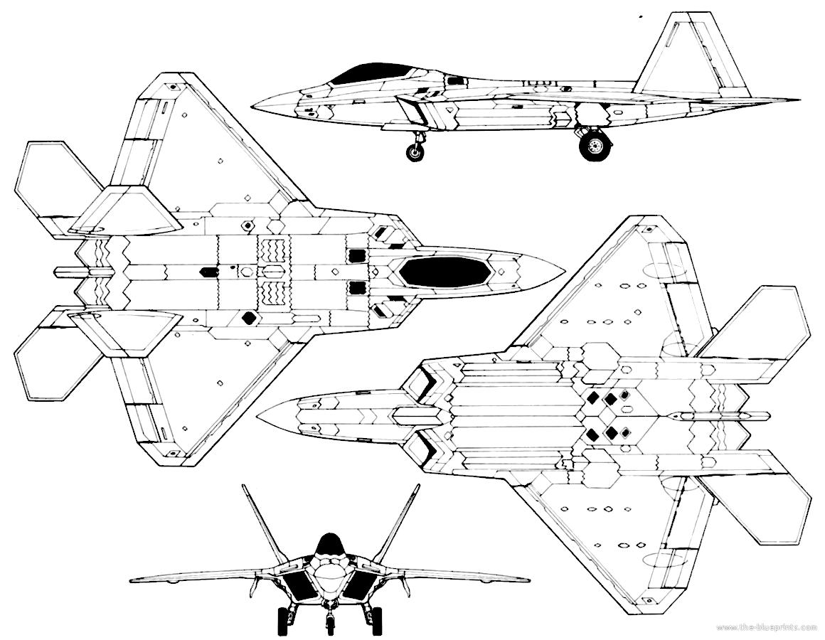 All Types f 22 raptor specs : Lockheed Martin F-22 Raptor | Jets and Planes | Pinterest ...